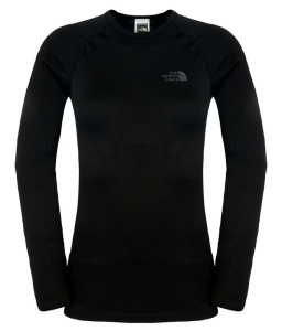 Tričko The North Face W HYBRID L/S CREW NECK C216JK3