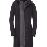 Kabát The North Face W SUZANNE TRICLIMATE JACKET CMH2JK3