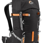 Batoh Lowe alpine Peak Attack 32 BL black / pumpkin