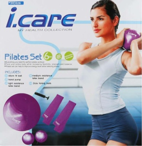 Pilates set I.CARE JIC026