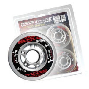 Sada koliesok Tempish CATCH 76×24 mm 82A set wheel (4 ks)