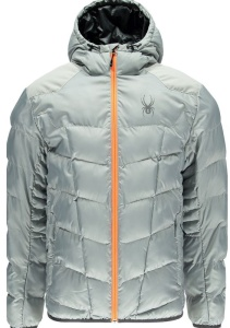 Bunda Spyder Men `s Geared HOODY Synthetic Down 153080-050
