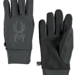 Rukavice Spyder Men's Stretch Fleece Conduct 156038-001
