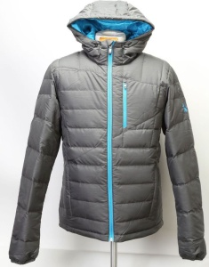 Bunda Spyder Men `s DOLOMITE HOODY Down 157204-069