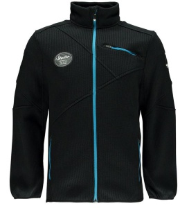 Sveter Spyder Men `s Wengen Full Zips Core 157364-001