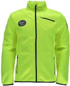 Sveter Spyder Men `s Wengen Full Zips Core 157364-730