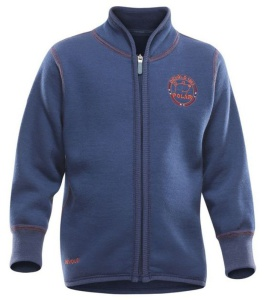 Detská bunda Devold Polar Kid jacket 179-485 272