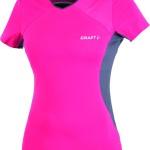 Dámske triko Craft Elite V-Neck 1900616-2477