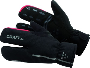 Rukavice Craft Bike Thermal Split Finger 1901624-9430