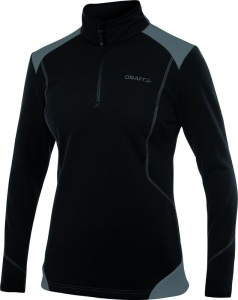 Dámsky polorolák Craft Active Shift Free Pullover 1902250-9980