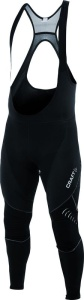 Pánske cyklonohavice Craft Performance Thermal Bib 1902327-9999