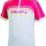 Detský cyklistický dres Craft Bike Logo 1902591-2477