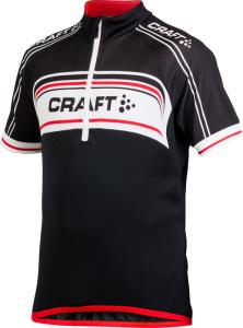 Detský cyklistický dres Craft Bike Logo 1902591-9900