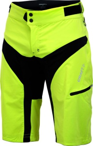 Pánske voľné cyklistické nohavice Craft Trail Bike 1902632-2645