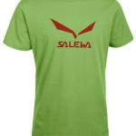 Tričko Salewa SOLIDLOGO CO M S/S TEE 24554-5961