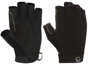 Rukavice Salewa STEEL VF 2.0 DST GLOVES 24722-0900