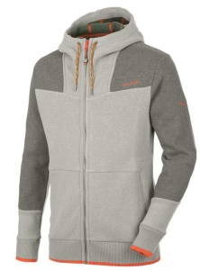 Sveter Salewa ARMENTAROLA CO M FULL-ZIP HOODY 25132-0481