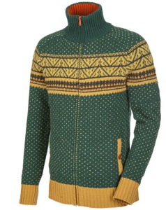 Sveter Salewa AUNE WO M FULL-ZIP SWEATER 25139-5241
