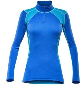 Dámske triko Devold Energy woman zips neck 252-244 277
