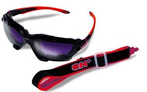 Okuliare SH+ RG-4001 Black / red