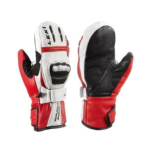 Rukavice LEKI WC Junior Pro Mitten 633-80061