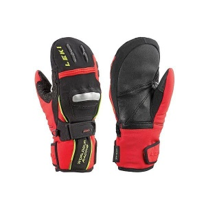 Rukavice LEKI WC Junior GTX Mitten 633-80081