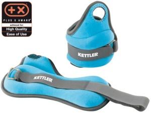 Záťažové pásky na ruky Kettler 2 x 0,5 kg 7360-102