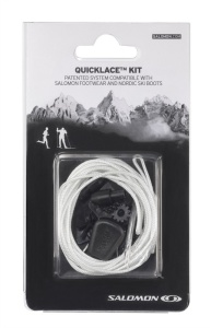 Šnúrky Salomon Quicklace KIT Natural 326673