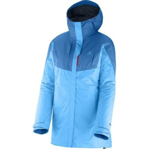 Bunda Salomon CYCLONE TREKKING JACKET W 363073