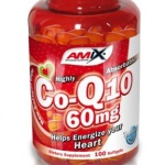 Amix Coenzyme Q10 60 mg cps.
