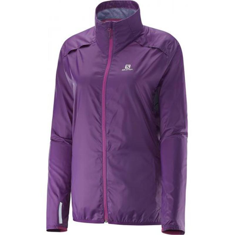 Bunda Salomon AGILE JACKET W 374656