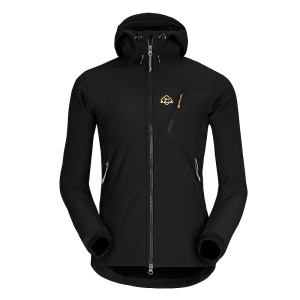 Bunda Zajo Volcano Tech Lady JKT black