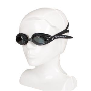Plavecké okuliare Spokey H2O čierne