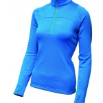 Mikina Pinguin Power Lady Half zips blue