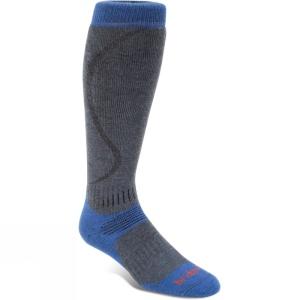 Ponožky Bridgedale All Mountain 864 gunmetal / midnight