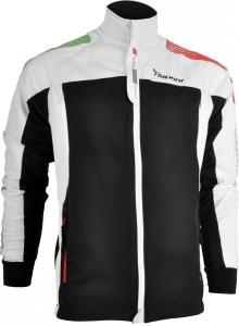 Pánska softshellová bunda Silvini Rocca MJ416 black-white