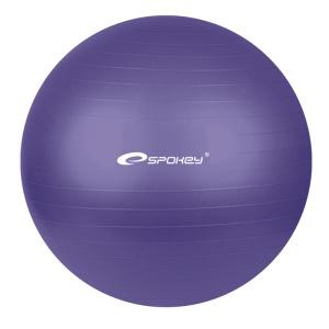 Gymnastický lopta Spokey FITBALL fialový 65 cm
