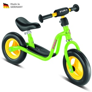Odrážadlo PUKY Learner Bike Medium LR M kivi 4058
