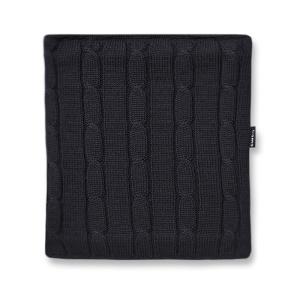 Pletený nákrčník Kama S15 110 čierna
