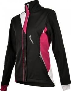Dámska softshellová bunda Silvini Bagni WJ423 black