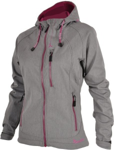 Dámska softshellová bunda Silvini Ronci WJ437 grey