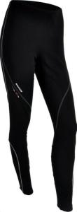 Dámske elastické nohavice Silvini Movenza + cyklovložka WP55P black