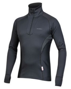 Pulóver Direct Alpine T3 Zips Man black
