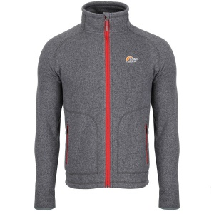 Rolák Lowe Alpine Odysea Fleece Jacket sivá