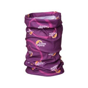 Nákrčník Lowe Alpine Dryflo Tube fialový