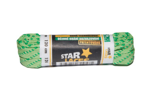 Šnúrky STAR LACES FASHION 120cm