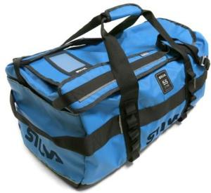 Taška SILVA 55 Duffel Bag blue 56585-255
