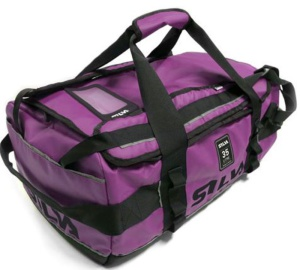Taška SILVA 35 Duffel Bag purple 56585-335
