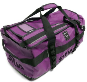 Taška SILVA 55 Duffel Bag purple 56585-355