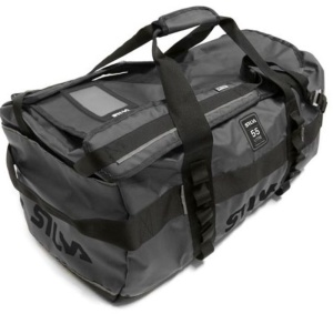 Taška SILVA 55 Duffel Bag grey 56585-855